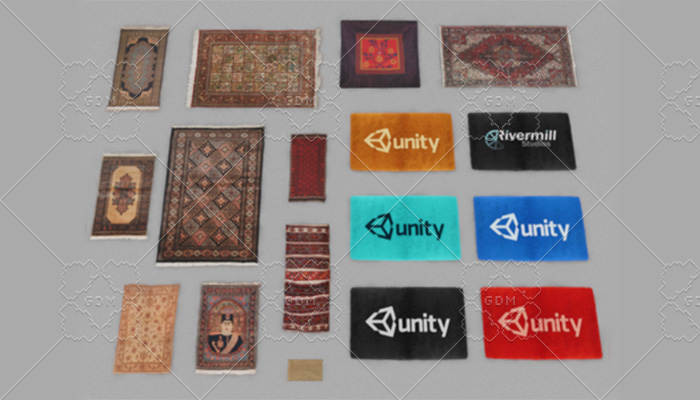 Rugs and Mats Pack