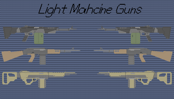 Simple Pixel LMGs