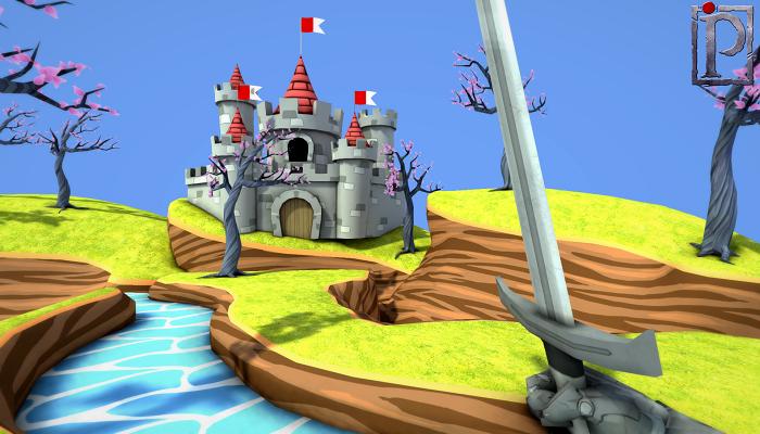 Cartoon Medieval Castle – Adventure Pack