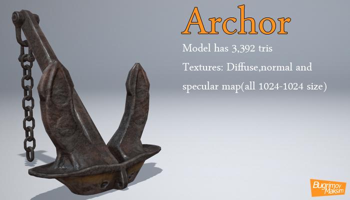 Archor model