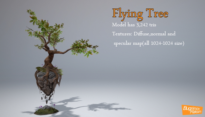 Flying Tree
