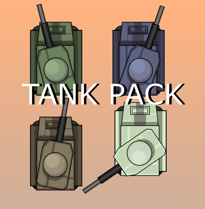 WW Vehicle Tank