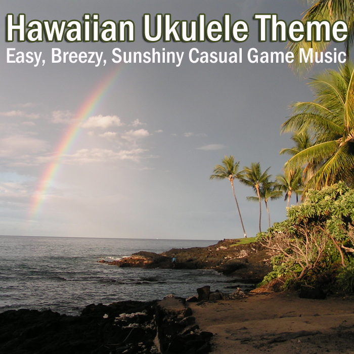 Hawaiian Ukulele Theme