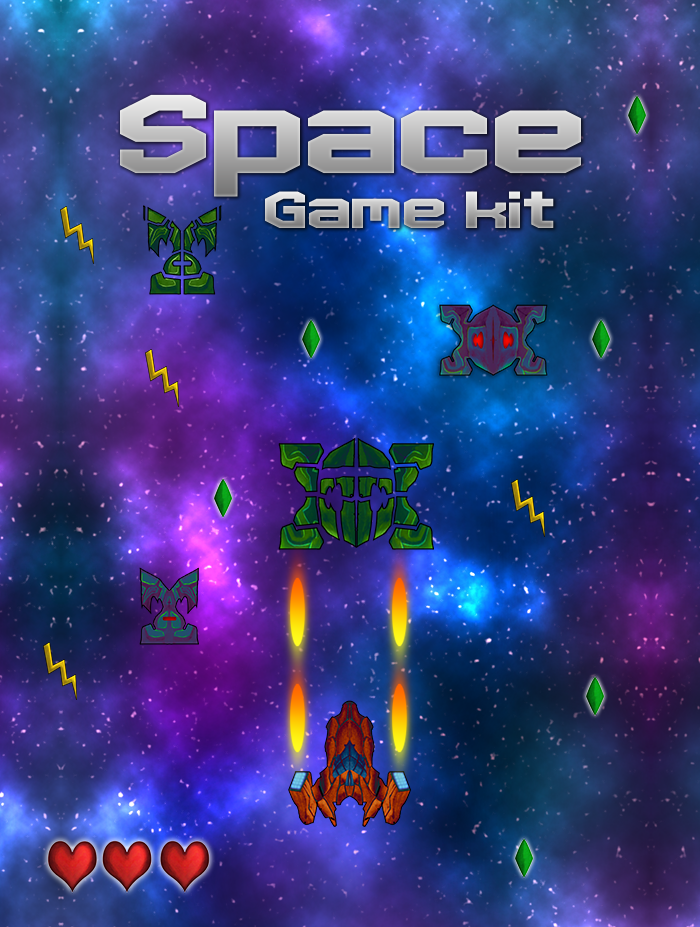 Space Game Kit
