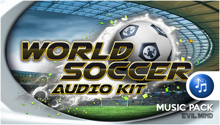 World Soccer Music Pack