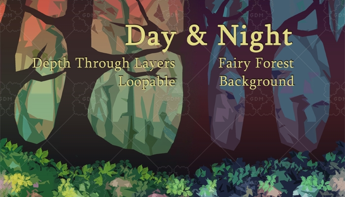 Day and Night Fairy Forest