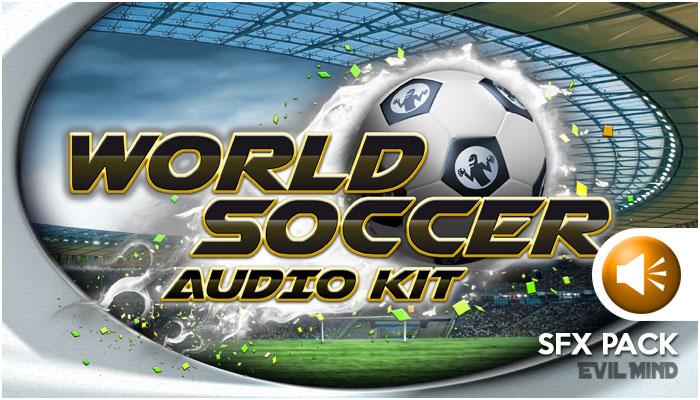World Soccer SFX Pack