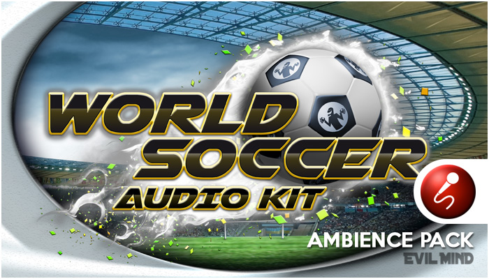 World Soccer Ambience Pack