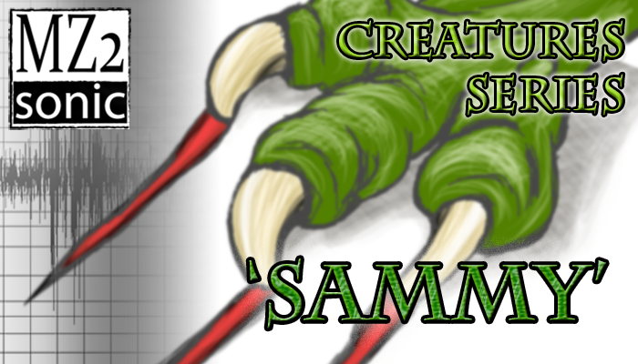 Creatures Series – Sammy