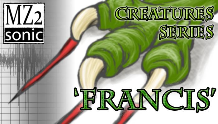 Creatures Series – Francis
