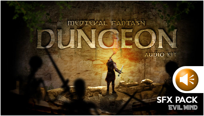 Dungeon SFX Pack