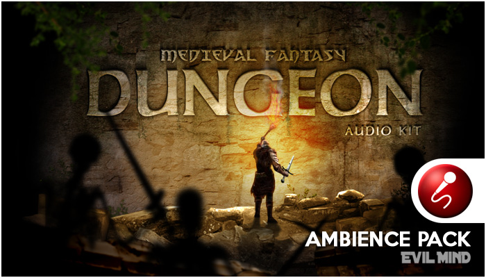 Dungeon Ambience Pack