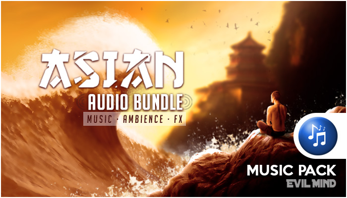 Asian Music Pack