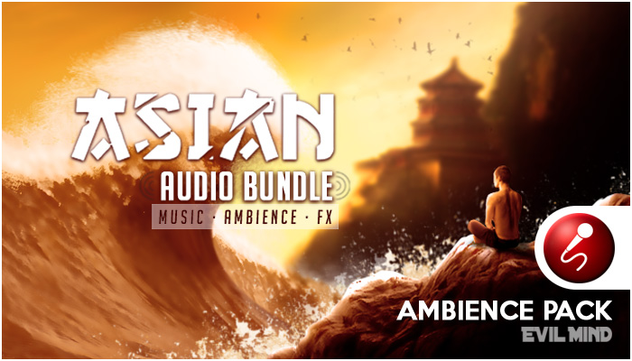 Asian Ambience Pack
