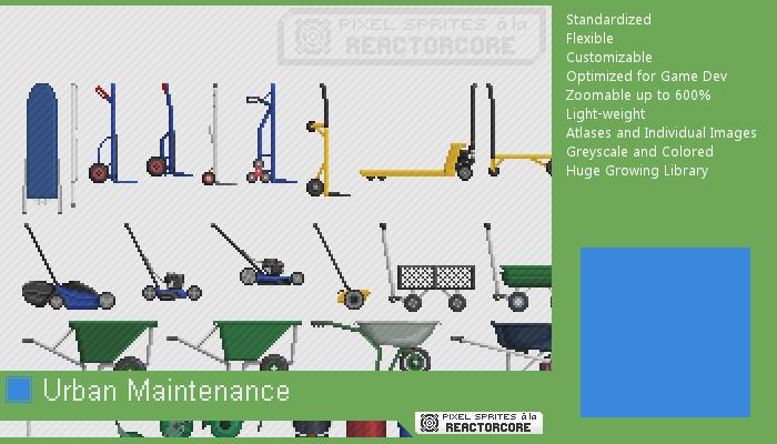 PSRC: Urban Maintenance