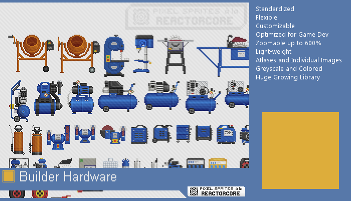 PSRC: Builder Hardware