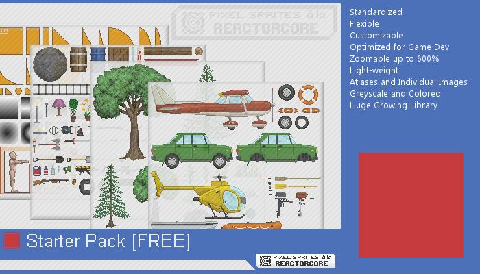 PSRC: Starter Pack