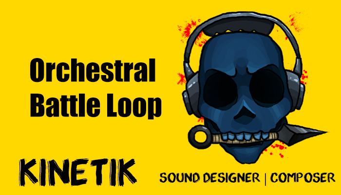Orchestral Battle Loop