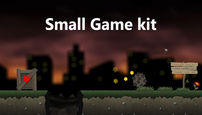 Small game kit