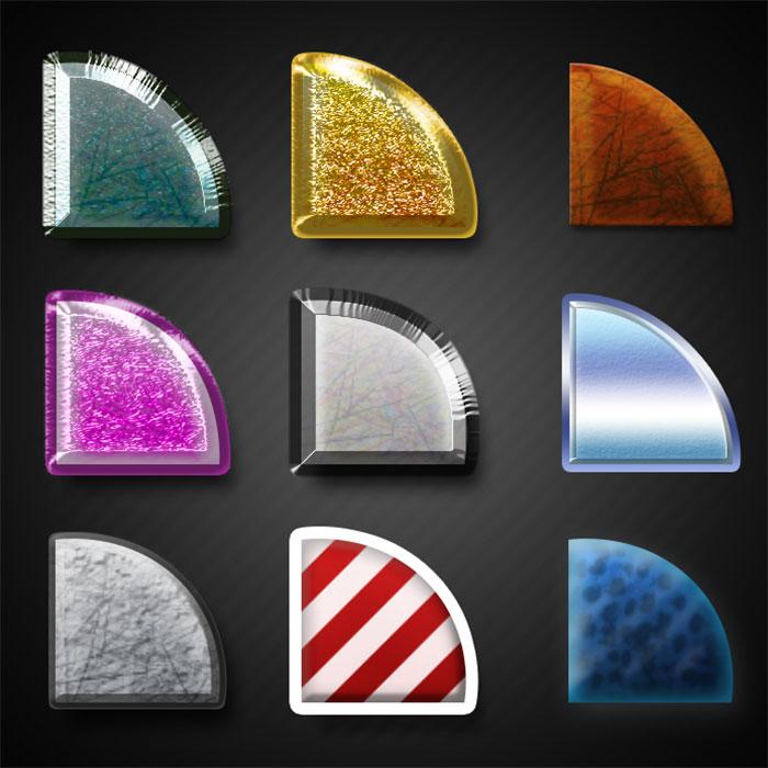 Photoshop materials