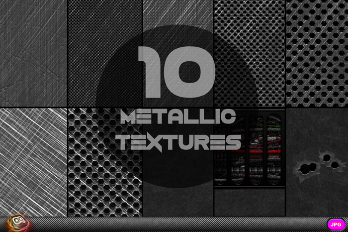 Metallic Texture Pack
