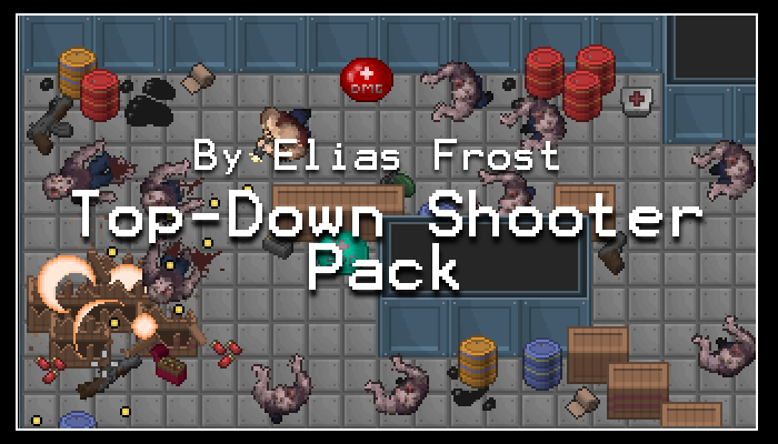 Top-Down Shooter Pack
