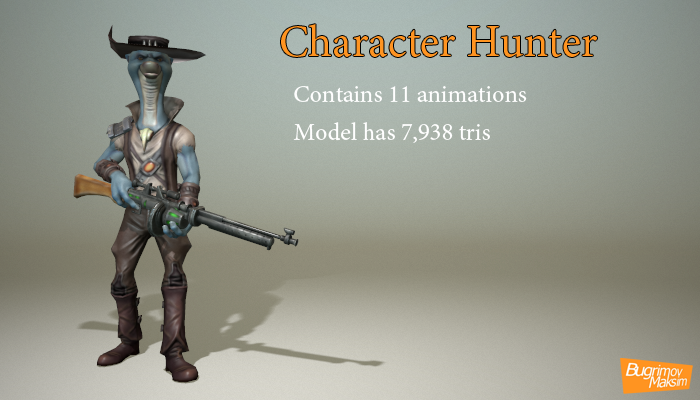 Character Hunter