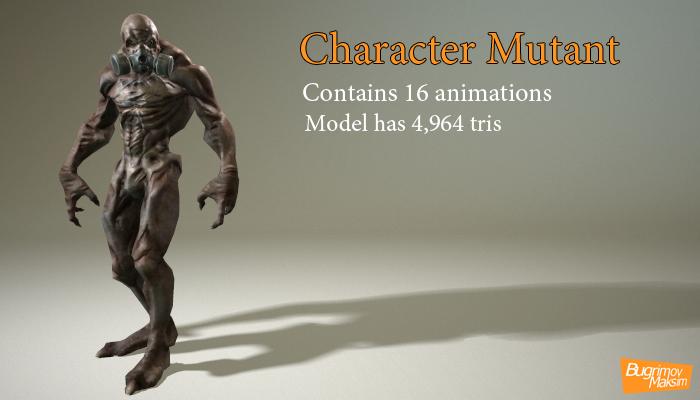 Character Mutant