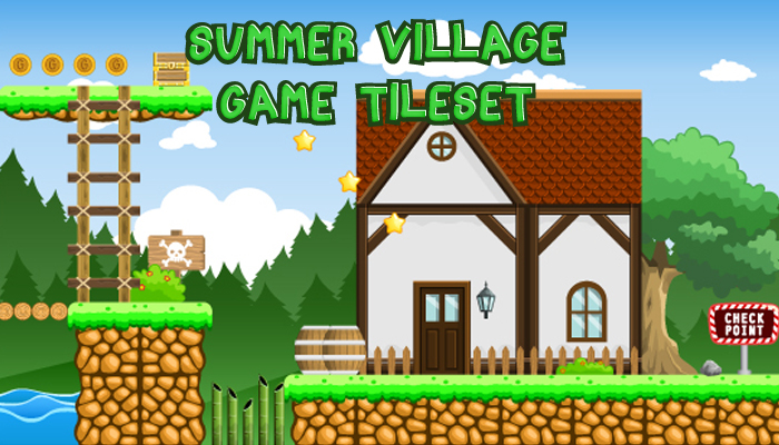 AFR Game Tileset – Vol 1