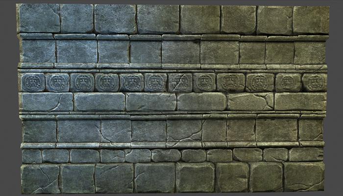 Aztec Wall