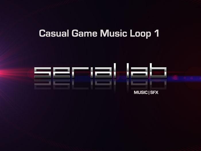 Casual Game Music Loop 1