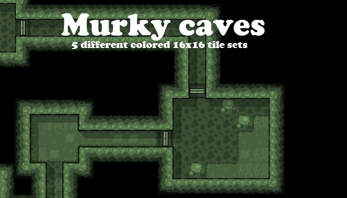 Murky Caves