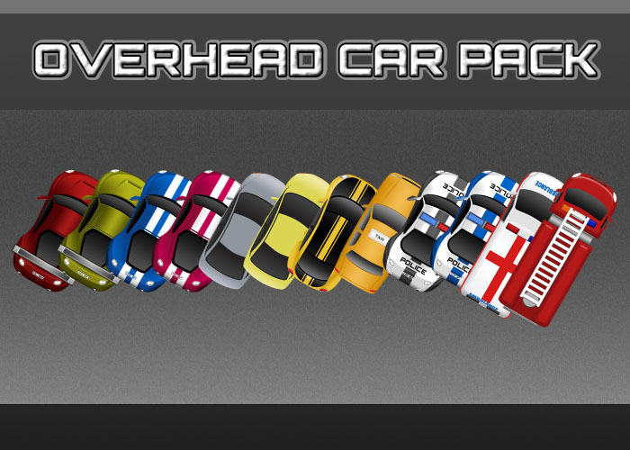 Overhead Car Pack