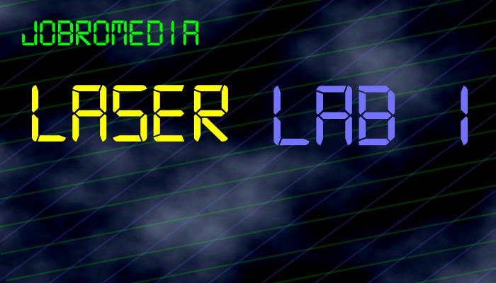Laser lab 1