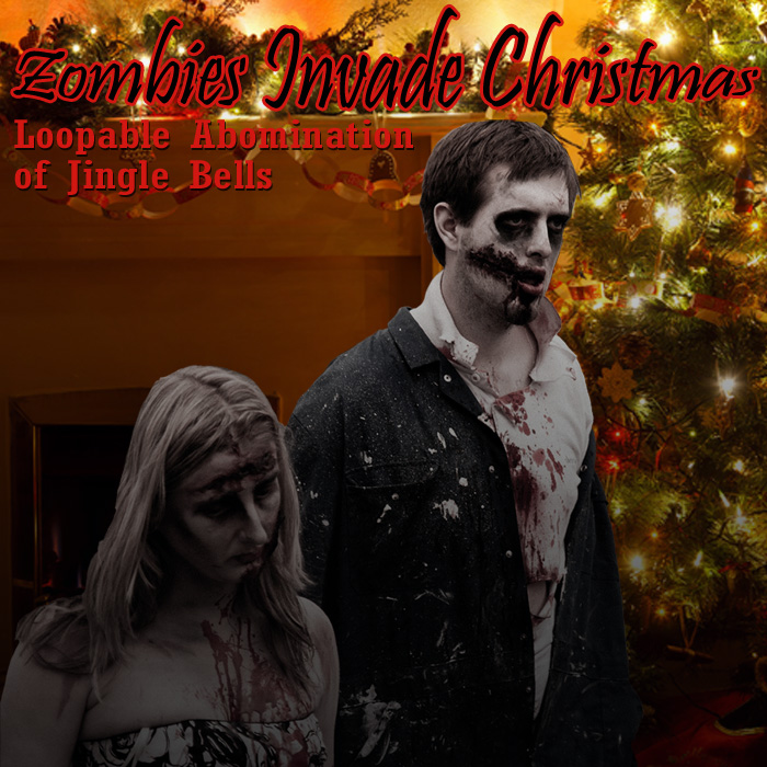 Zombies Invade Christmas