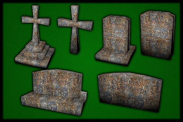 Graveyard Pack