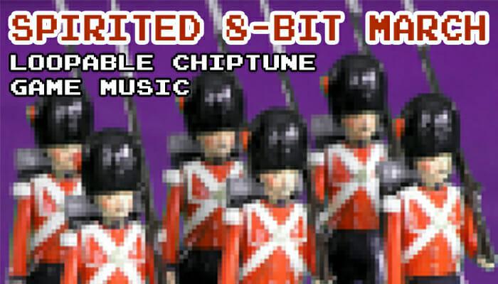 Spirited 8-Bit March