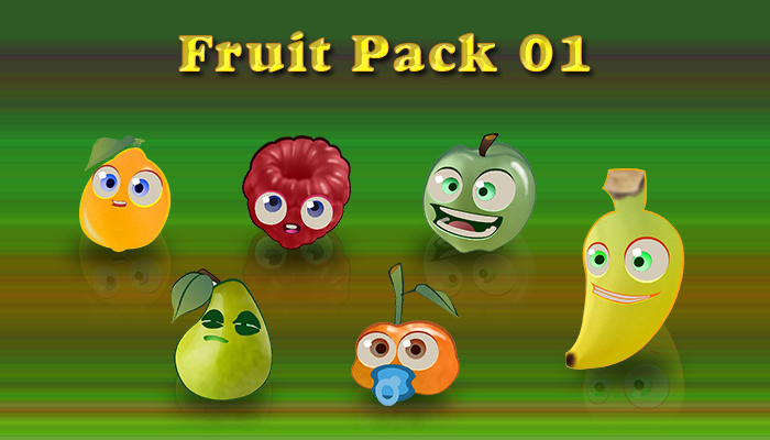 Fruit Pack 01