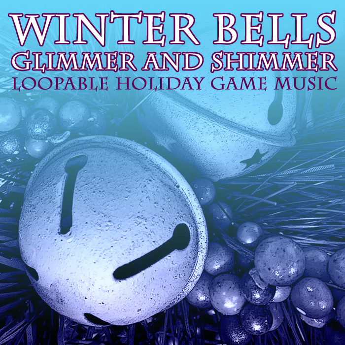 Winter Bells Glimmer and Shimmer