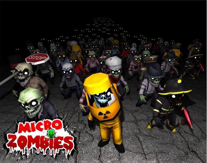 Micro Zombies