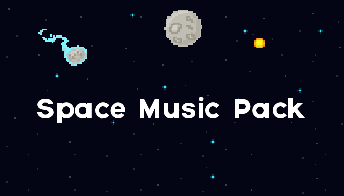 Space Music Pack