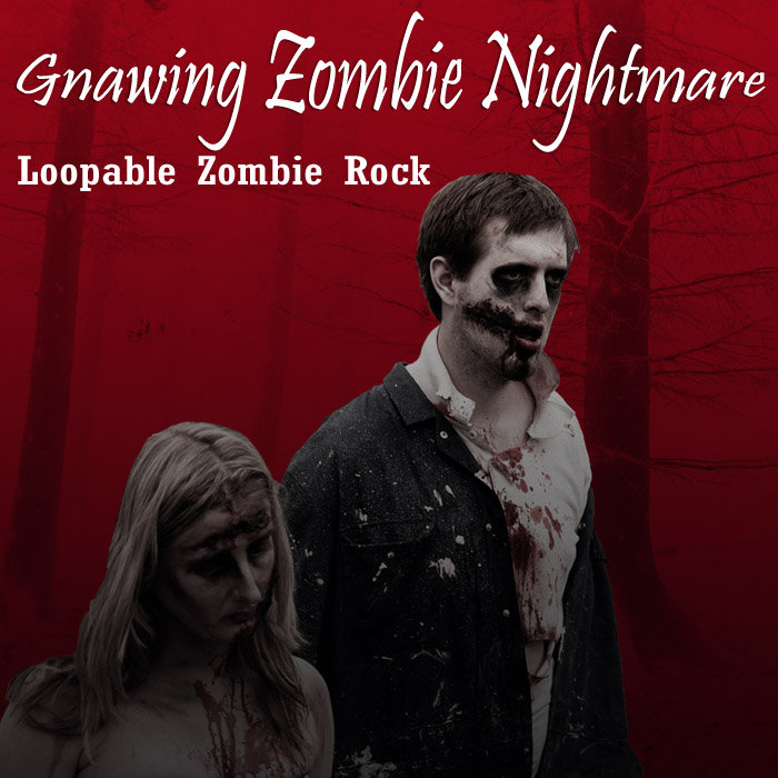 Gnawing Zombie Nightmare