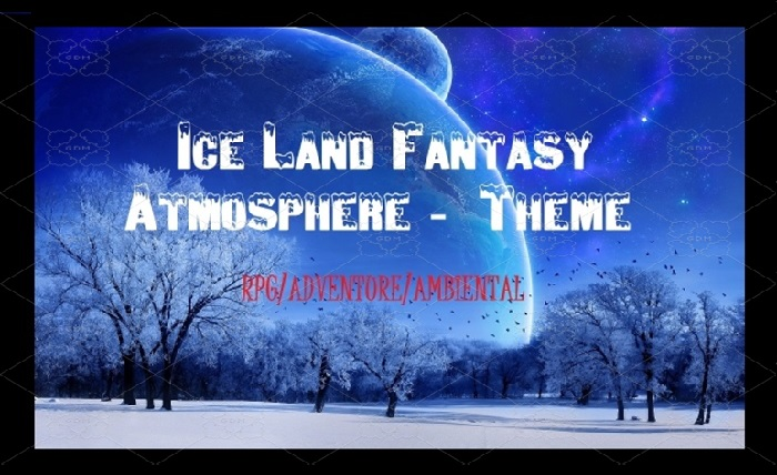 Ice Land Atmosphere