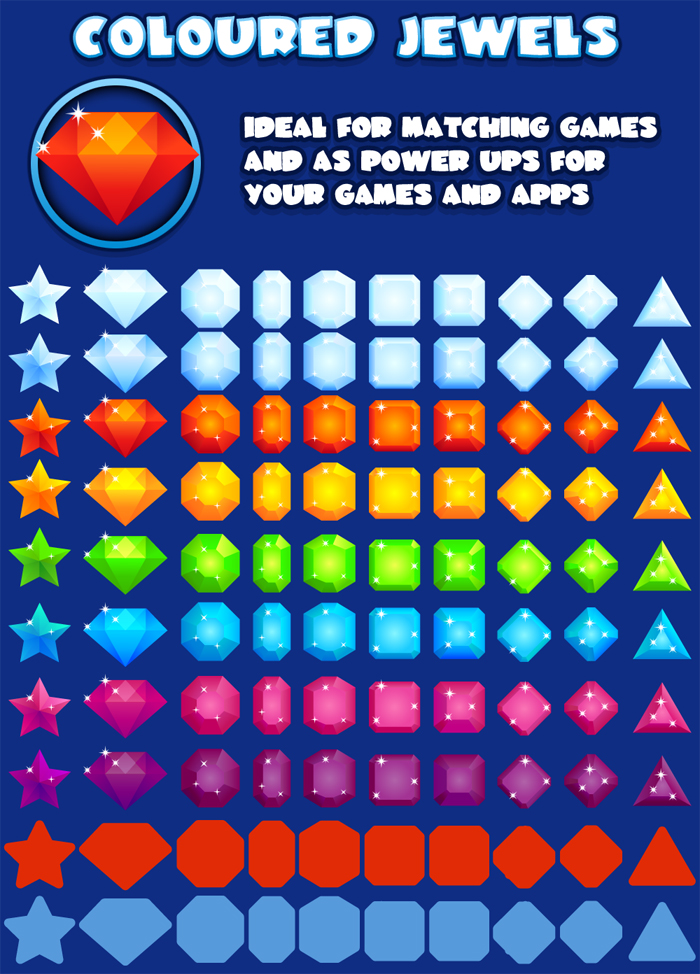 Jewel Icons