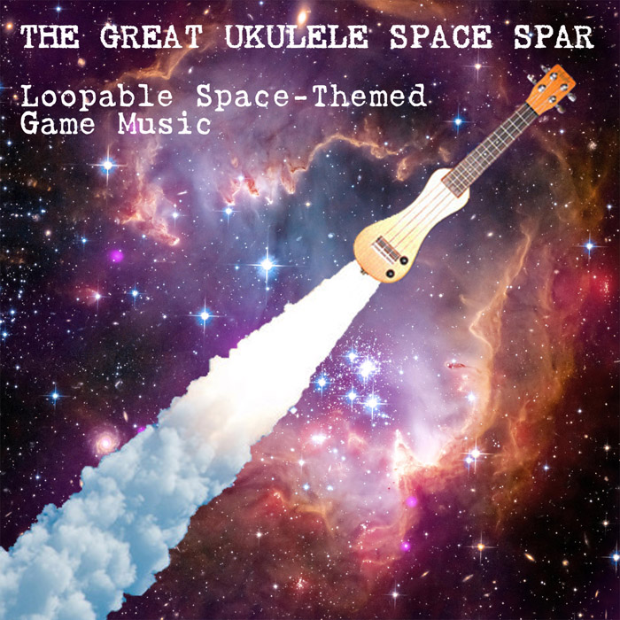The Great Ukulele Space Spar