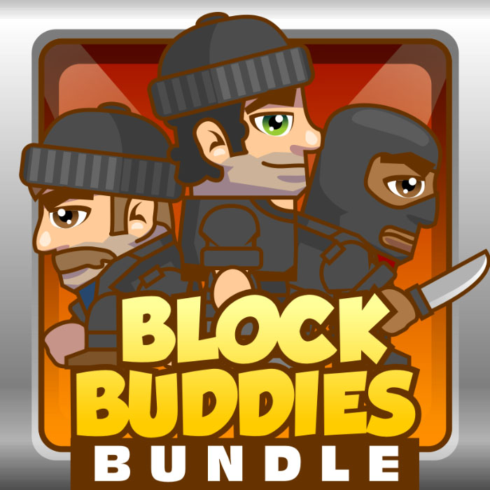 BlockBuddies Robbers Bundle