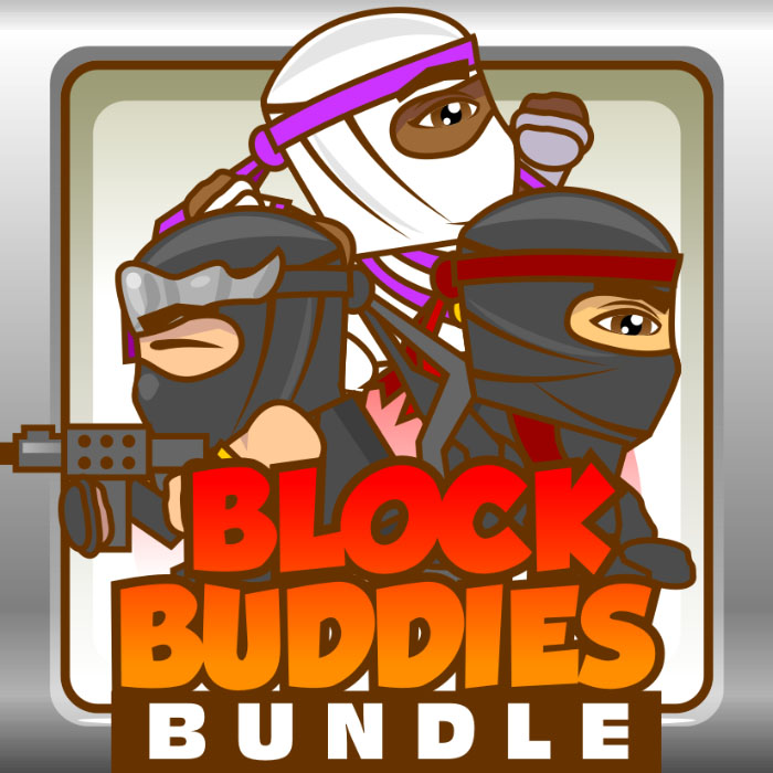 BlockBuddies NinjaBundle