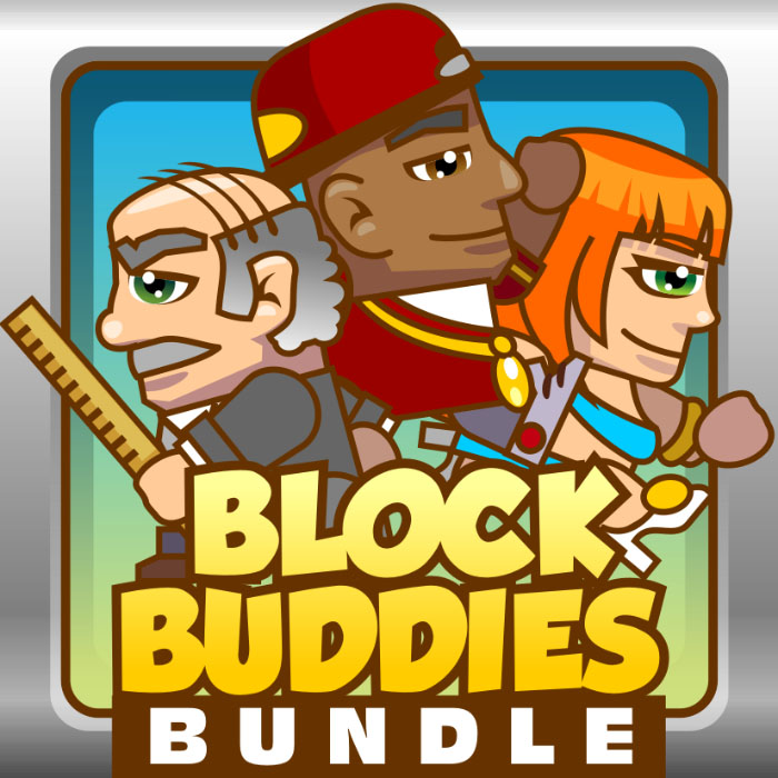 BlockBuddies Normal Bundle