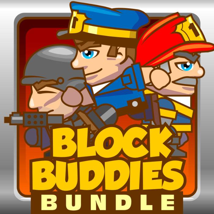 BlockBuddies – Force Bundle