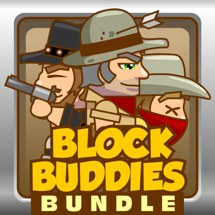 BlockBuddies – Cowboy Bundle